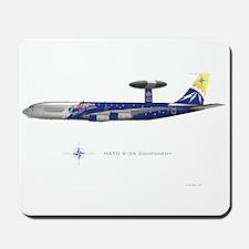 NATO Mousepad