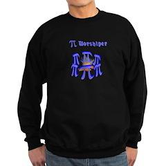 Pi Worshiper Sweatshirt (dark)