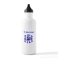Pi Worshiper Water Bottle