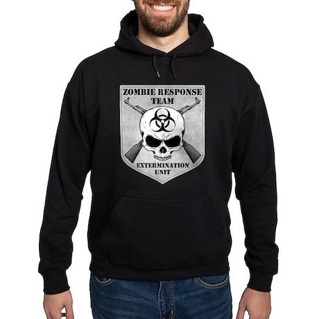 Zombie Response Team Hoodie (dark)