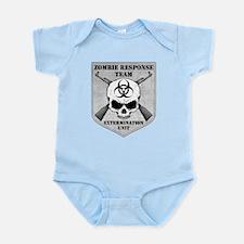 Zombie Response Team Infant Bodysuit