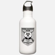Zombie Response Team Water Bottle