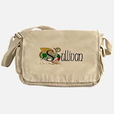 Sullivan Celtic Dragon Messenger Bag