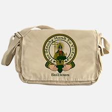 Sullivan Clan Motto Messenger Bag