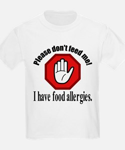 Food Allergy 2 T-Shirt