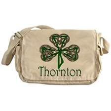 Thornton Shamrock Messenger Bag