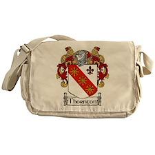 Thornton Coat of Arms Messenger Bag