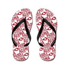 Freakin Fun Paddle with Aloha Flip Flops