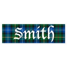 Tartan - Smith Car Sticker