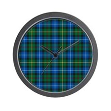 Tartan - Smith Wall Clock