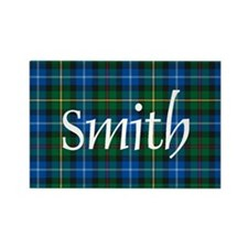 Tartan - Smith Rectangle Magnet