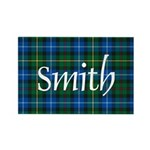 Tartan - Smith Rectangle Magnet (10 pack)