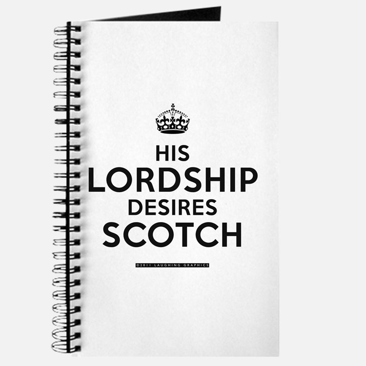 His Lordship Journal