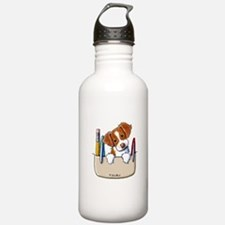 Brittany Pocket Protector Water Bottle