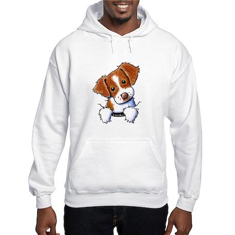 Pocket Brittany Hooded Sweatshirt
