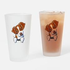 Pocket Brittany Drinking Glass