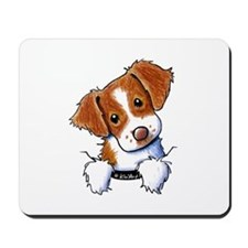 Pocket Brittany Mousepad
