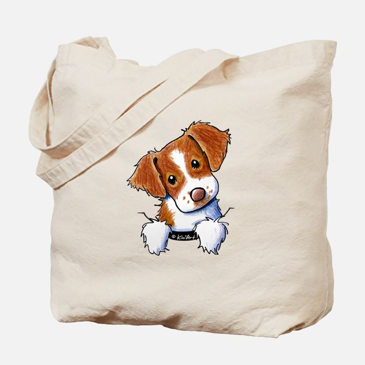 Pocket Brittany Tote Bag