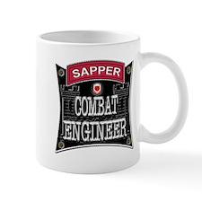 US Army Combat Engineer Sappe Mug