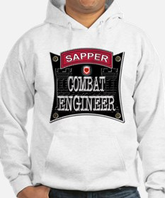 US Army Combat Engineer Sappe Jumper Hoody