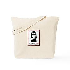 I Want You Tote Bag