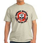Zombie Hunter 1 Light T-Shirt