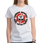 Zombie Hunter 1 Women's T-Shirt