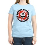 Zombie Hunter 1 Women's Light T-Shirt