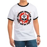 Zombie Hunter 1 Ringer T