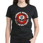 Zombie Hunter 1 Women's Dark T-Shirt