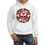 Zombie Hunter 1 Hooded Sweatshirt