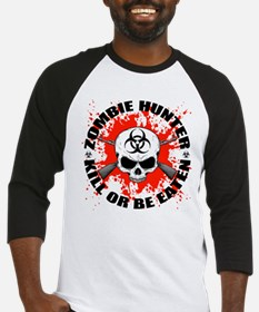 Zombie Hunter 1 Baseball Jersey