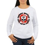 Zombie Hunter 1 Women's Long Sleeve T-Shirt
