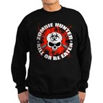 Zombie Hunter 1 Sweatshirt (dark)