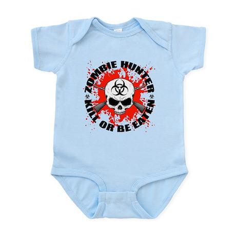 Zombie Hunter 1 Infant Bodysuit