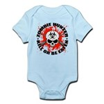 Zombie Hunter 1 Infant Bodysuit