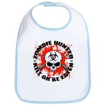 Zombie Hunter 1 Bib