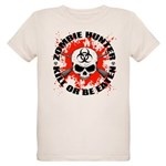 Zombie Hunter 1 Organic Kids T-Shirt
