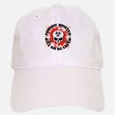 Zombie Hunter 1 Baseball Baseball Cap