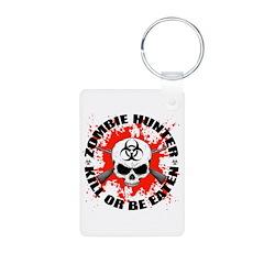 Zombie Hunter 1 Keychains