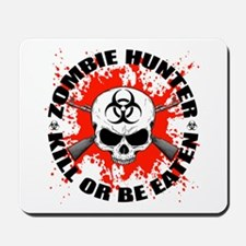 Zombie Hunter 1 Mousepad