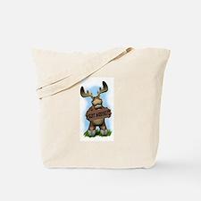 Cute I love camping Tote Bag