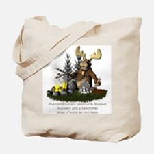 Cute Camp rock Tote Bag