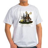 Moose Mens Light T-shirts