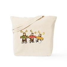 Cute Moose Tote Bag