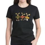 Moose Women's Dark T-Shirt