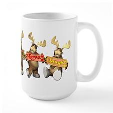 Moose joy Mugs