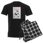Lazy Men's Dark Pajamas