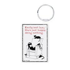 Lazy Keychains