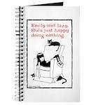 Lazy Journal